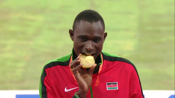 Team Kenya finishes on top as World Championships curtains fall