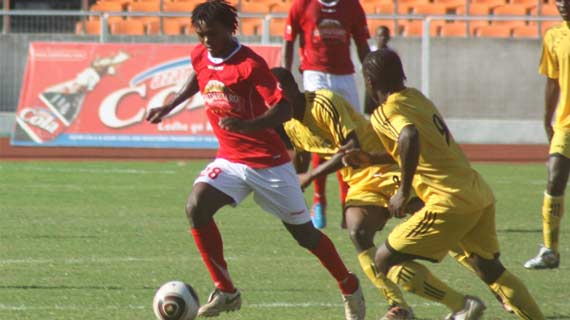 Feni's double strike breaks Simba's hearts