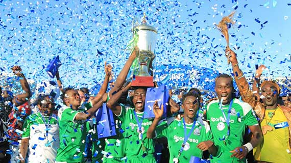 Gor Mahia to play EPL side Everton after Super Cup triumph in Dar