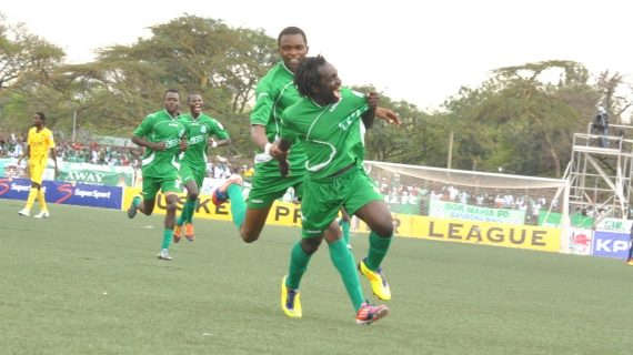 Gor silences AFC to move top of the league
