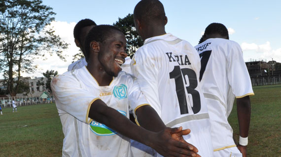 Moses Arita on song as Thika United maul AFC Leopards