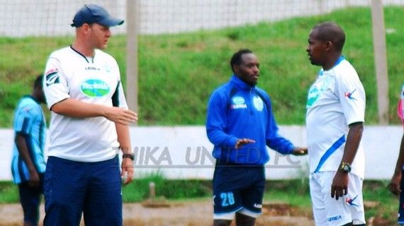 No need for panic as Bryett is rebuilding Thika United