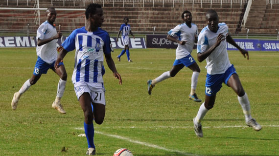 Bandari and AFC Leopards share spoils in Mombasa