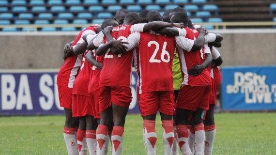 Heavy loss for Ulinzi Stars in Egypt