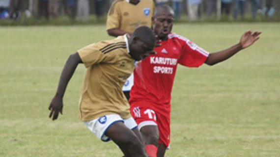 AFC Leopards collect a point from Karuturi