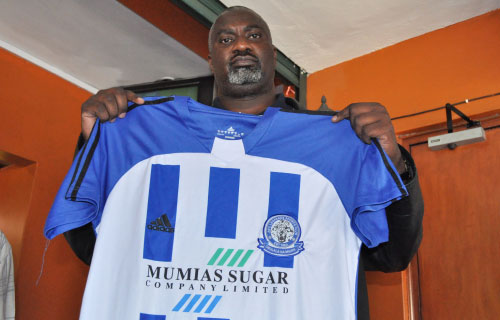 AFC Leopards merchandise available in town