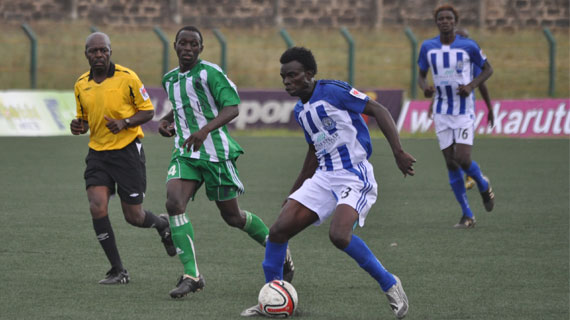 KCB claw AFC Leopards 1-0