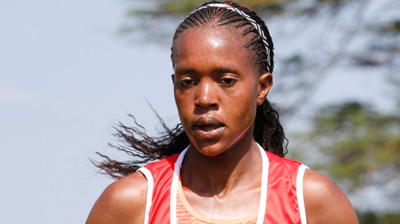 Faith Kipyegon delivers 1500m World Championship Gold