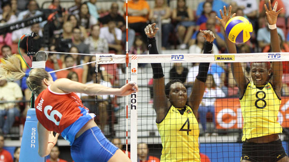 Kenya to face Brazil and European Champions at the World Championships