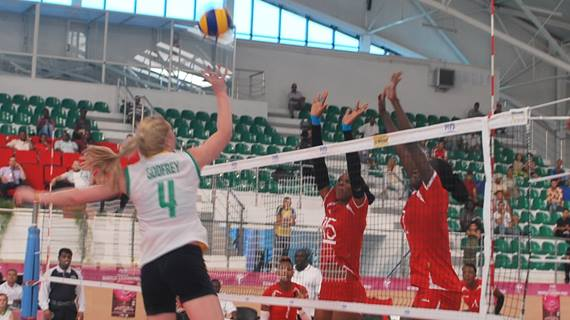 Kenya's Malkia Strikers beat Australia in Grand Prix