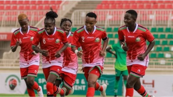 40 shortlisted for junior Harambee Starlets camp
