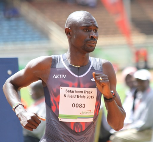 Athletics Kenya trials for IAAF Beijing World Championship
