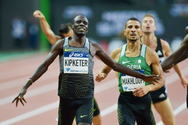 Whereabouts failures lands Kipketer a two year ban