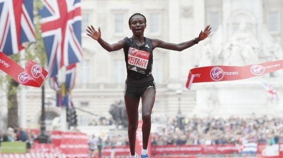 Marathon queen Keitany retires