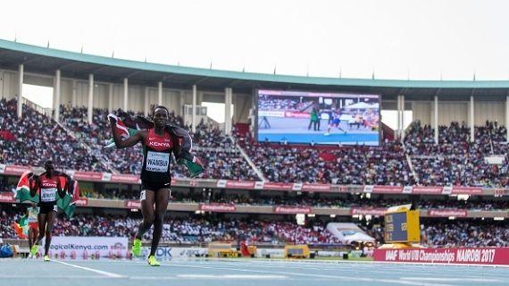 Is Kenya ready to host the World Athletics Championships?