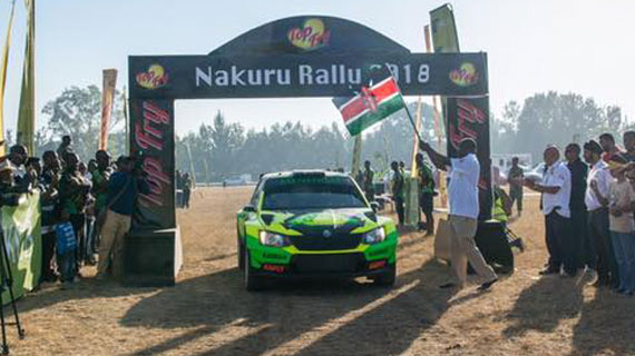 Onka Rai wins in Nakuru as Kenya Rally season starts