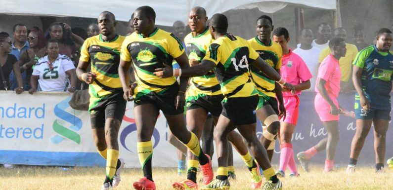 Kabras lead the Kenya Cup after opening two fixtures