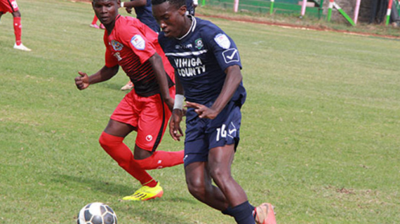 All square in Friday's FKF Premier League action