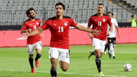 Vital wins for Egypt and Cote d'Ivoire in World Cup qualification action