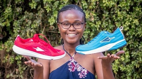 Enda Sportswear co-founder shortlisted for Africa Business Heroes grand prize