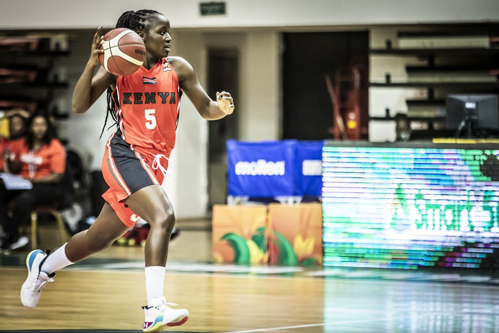 Lionesses fall to Cameroon in AfroBasket opener