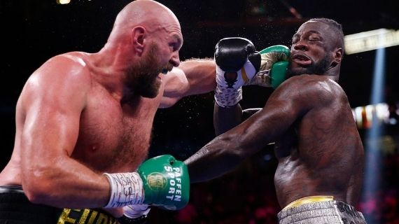 Fury knocks out Wilder to retain WBC title in heavyweight classic
