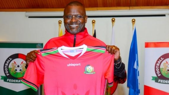 Ghost quits Harambee Stars