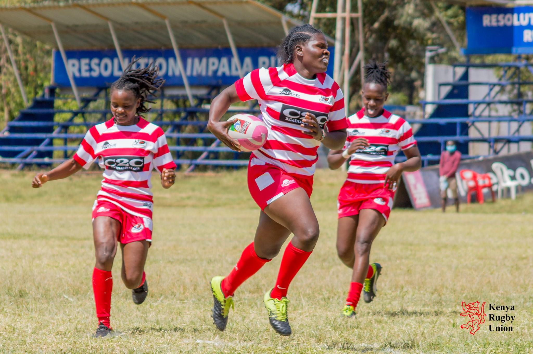 Impala maintain lead as KRU women's festival heads to round three