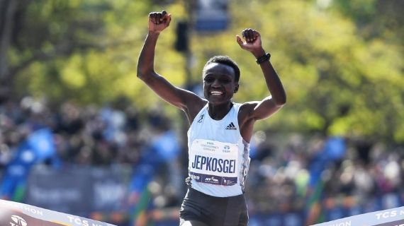 With London Marathon win, Jepkosgei writes the latest chapter in her road running success story