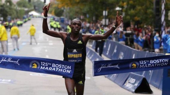 Kipruto, Kipyogei victorious in Boston