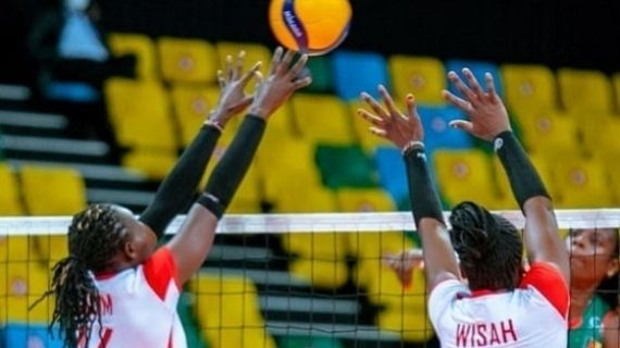 Malkia Strikers bounce back to silence DR Congo