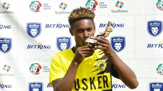 Meja moves to Swedish top tier side AIK