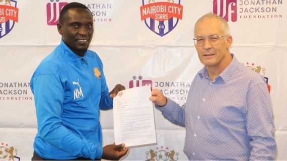 Muyoti unveiled as new City Stars Head Coach