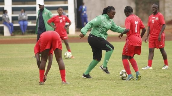 Rising Starlets ooze confidence ahead of Uganda clash