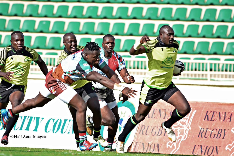 Kabras win Kenyan rugby's season opener