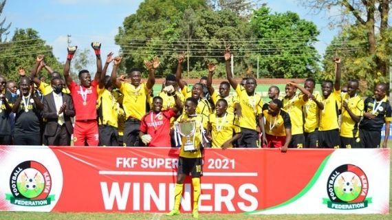 Tusker win season opening FKF Super Cup