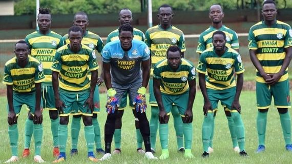 Vihiga United and Police face off in promotion playoff