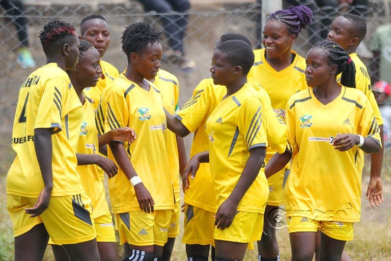 CAF Women's Champions League line up confirmed