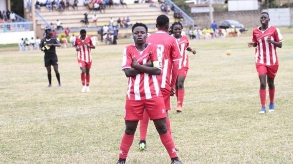 Neddy delighted to be back in Harambee Starlets