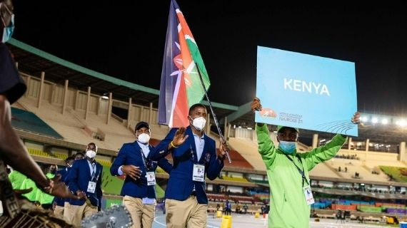 Full day of action as the World Athletics U20 Championships begins in Nairobi