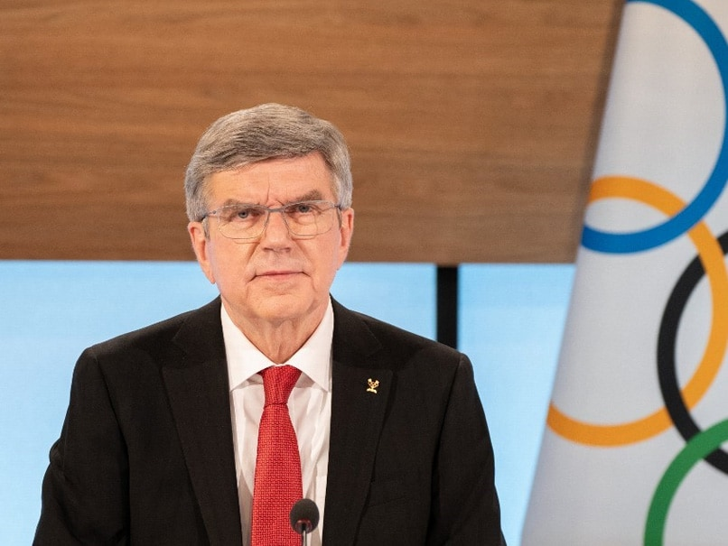 Bach re-elected as IOC President
