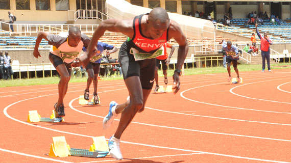 From Rugby to sprinting, Mokamba ready to face Usain Bolt
