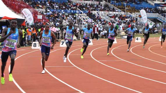 Kenya names strong squad for London World Athletics Championships