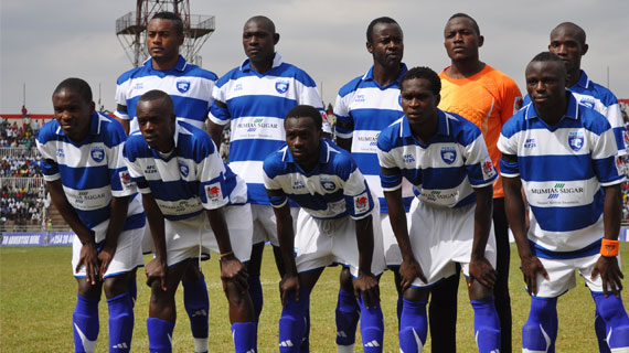 Changes in AFC Leopards' starting line up