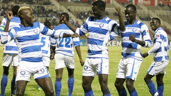 Furious Ochieng says AFC did not deserve the win