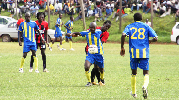High Voltage morale as Stima plots to elecrocute the Leopard