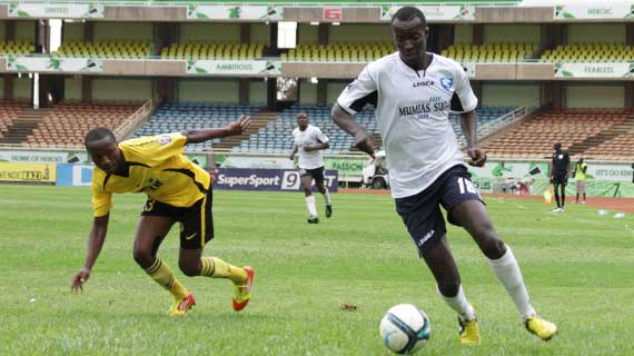 Ingwe brace for Tusker test in Cup quarters