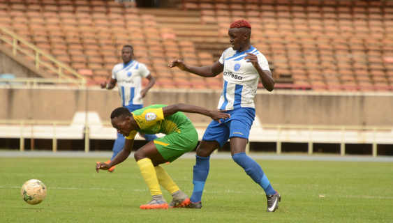 AFC Leopards held by 10-man Kariobangi Sharks