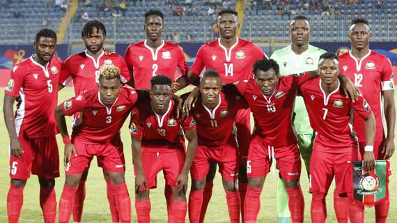 Harambee Stars tossed out of AFCON