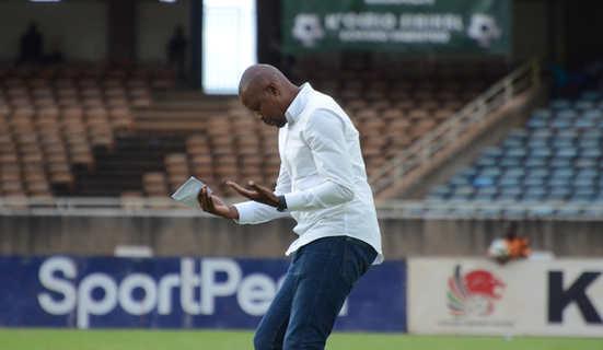 Mbungo pleased with performance despite derby day loss